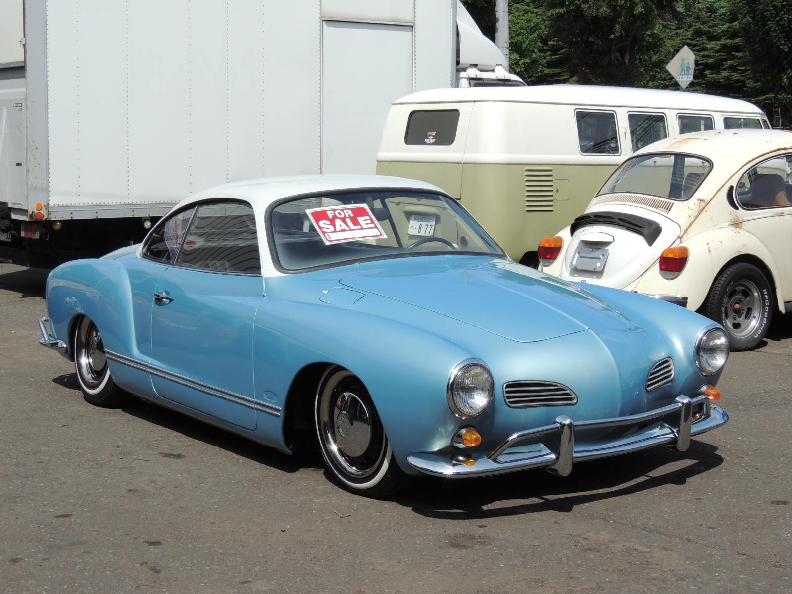 All About Cars >> カルマンギア « 札幌の空冷VWショップ Merry Makerr(メリーメーカー)
